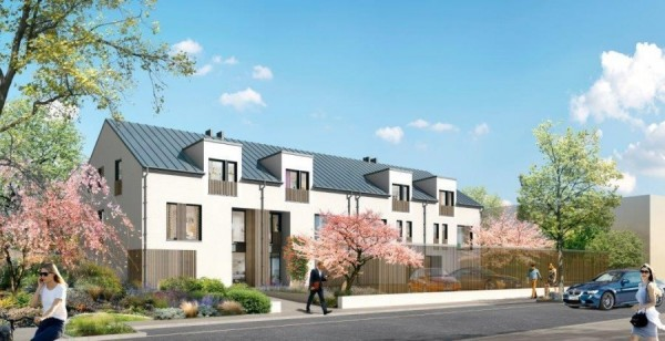 Steinsel maisons neuves